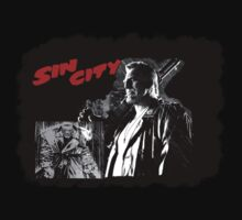 Sin City Marv T-Shirt
