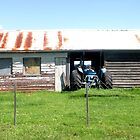 Maccas' Drive Thro by Chris Chalk