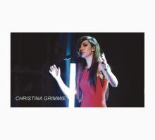 Christina Grimmie by BeanieBri