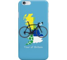 Tour of Britain iPhone Case/Skin