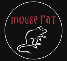 Mouse Rat band logo by vagata