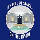 IT'S FULL OF STARS ON THE INSIDE by karmadesigner