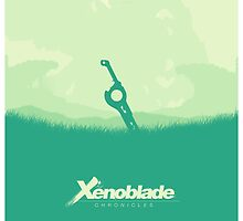 Xenoblade Chronicles by jacobbles