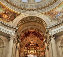 Altar And Dome © by © Hany G. Jadaa © Prince John Photography