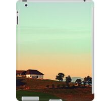 The silence of no lambs | landscape photography iPad Case/Skin