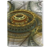 Alien dome iPad Case/Skin