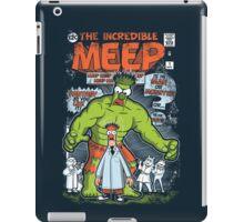 Incredible Meep iPad Case/Skin