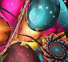 The Big Bang by walstraasart