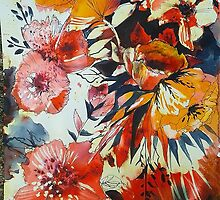 'tropical vibe' by Rebecca Yoxall