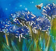 'Mr Bumble' by Rebecca Yoxall