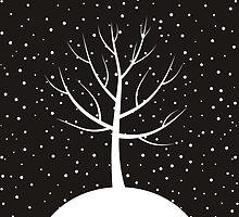 Christmas tree by Aleksander1