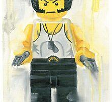 Wolverine by Deborah Cauchi