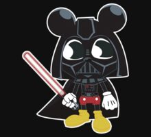 Darth Mickey by lylestylez