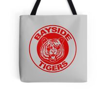 Saved by the bell: Bayside Tigers Tote Bag