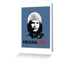 HEADA-Che Guevara Greeting Card