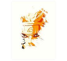 Naru! Art Print