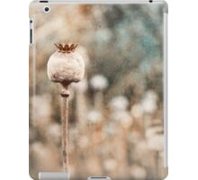 Oxford Poppy iPad Case/Skin