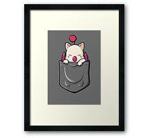 Kupocket Framed Print