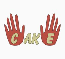 Cake (Human Style) Kids Clothes