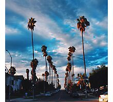 Not Santa Monica. Koreatown  Photographic Print