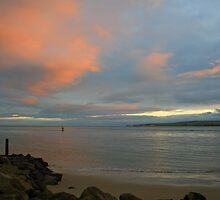 Ballard Down from Sandbanks by RedHillDigital