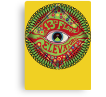The 13th Floor Elevators Canvas Print