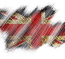 British Flag by JDobby