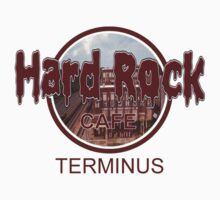 Hard Rock Terminus (The Walking Dead) by Leocats