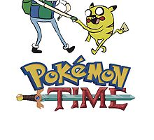 Pokemon Time by Reywd