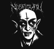 Black Metal Nosferatu by samRAW08