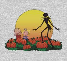 The Great Pumpkin King Kids Clothes