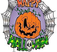 Happy Halloween by Skree