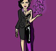 Regina Mills/Evil  Queen by mhairijay