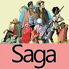 Saga by kayllisti