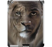LeBron James 'Lion' Design iPad Case/Skin