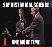 Historical Science by BillNyeIsDope