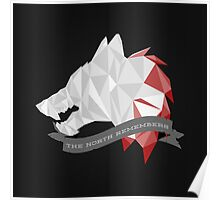 The North Remembers Poster