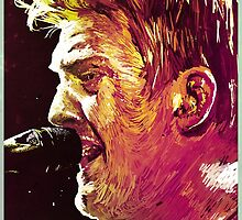 Josh Homme by André Persechini