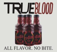 True Blood All Flavor No Bite by David Bodo