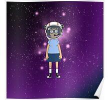 Space Tina Poster