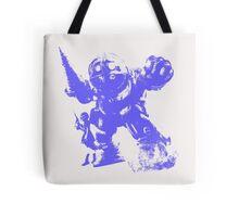MR.BUBBLES PURPLE Tote Bag