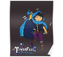 Towerfall Ascension- Last of the Order Poster