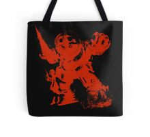 MR.BUBBLES RED Tote Bag