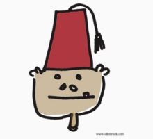 Monkey Fez Garment of Power and Glory and Poop Throwing Kids Clothes