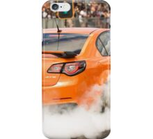HSV GTS Powerskid iPhone Case/Skin