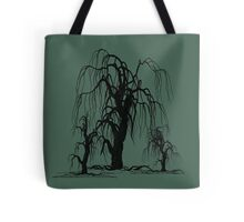 WEEPING WILLOW TREES Tote Bag
