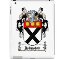 Johnston iPad Case/Skin