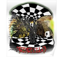 Azazello (Master and Margarita) Poster