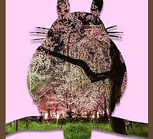 My Neighbour Totoro by sayomi