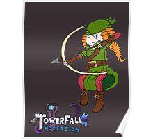 Towerfall Ascension - Vigilante Thief Poster
